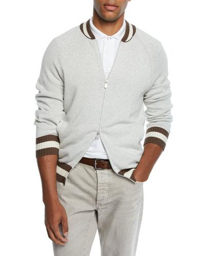 Men's Full Zip Cardigan