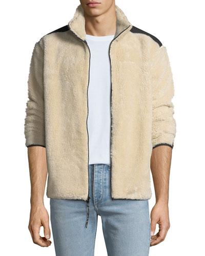 Men's Sherpa Jacket