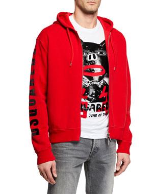 e5a7c681b7de2a Men s Designer Hoodies   Sweatshirts at Neiman Marcus