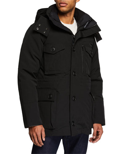 Men's Drummond 3-in-1 Parka Coat
