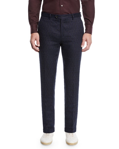Men's Straight Pants