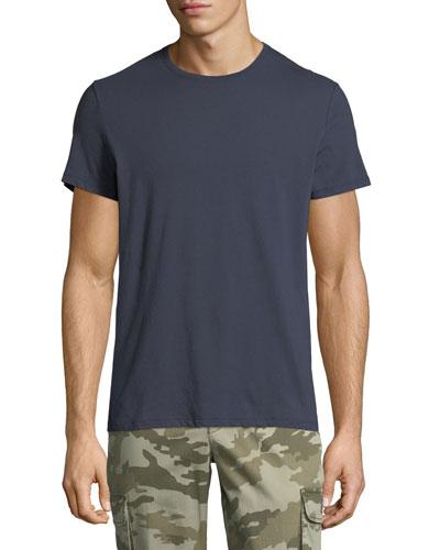 Men's Jersey Crewneck T-Shirt