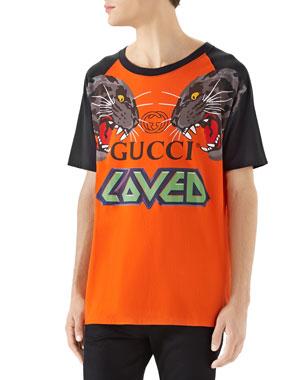 9cdbced5fce Men s Designer Polos   T-Shirts at Neiman Marcus