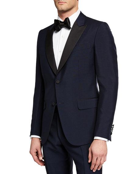 Gucci Men's Wool Two-Piece Tuxedo Suit
