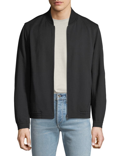 Men's Tech Face Ponte Classon Jacket