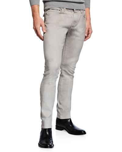Men's Wight Skinny Fit Denim Jeans