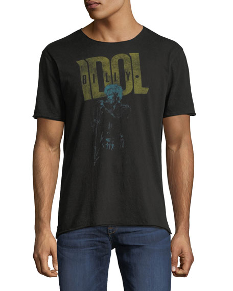 John Varvatos Star USA Men's Billy Idol Band