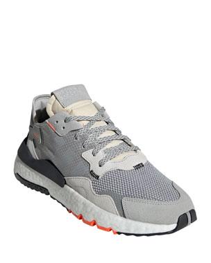 4a7f983b233 Adidas Men s Nite Jogger Trainer Sneakers