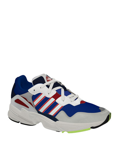 Men's Yung 96 Running Shoes  Blue