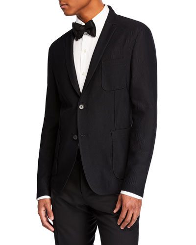 Men's Formal Scuba Dinner Jacket