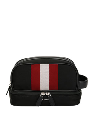 Bally Men s Woven Toiletry Bag. Favorite. Quick Look 8d13baf6d4e7f