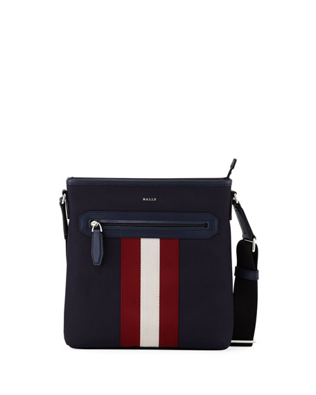 Bally Men's Currios Trainspotting Crossbody Bag