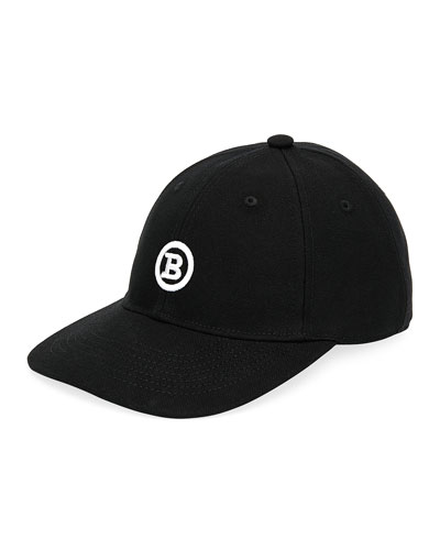 Men's Logo-Embroidered Baseball Hat