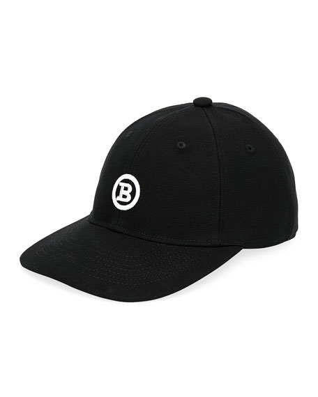 Bally Men's Logo-Embroidered Baseball Hat