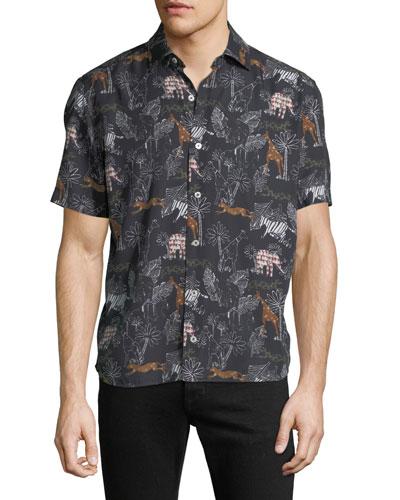 Men's Lightweight Breathable Shirt