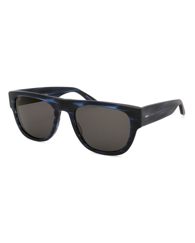 Men's Kahuna Two-Tone Acetate Sunglasses
