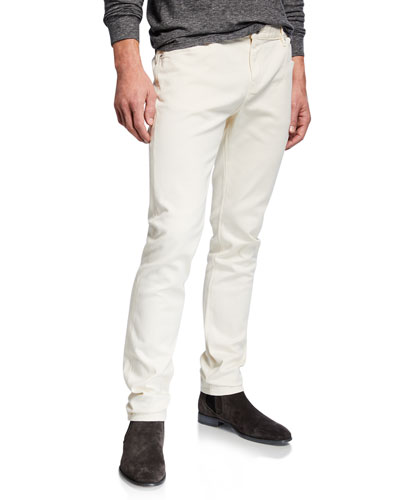 Men's Slim-Fit Stretch-Denim Jeans