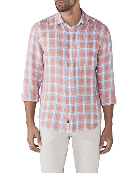 Faherty Men's Ventura Sport Shirt