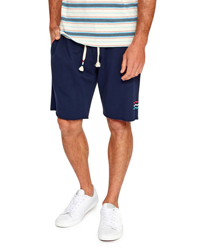 Men's Sol Striped Knit Shorts