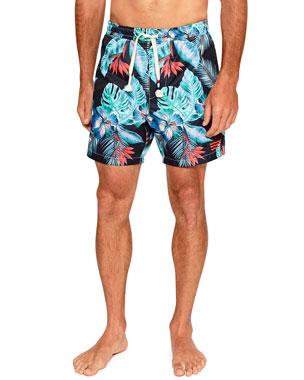 b35a40b11 Sol Angeles Men s Night Blooms Swim Trunks. Favorite. Quick Look