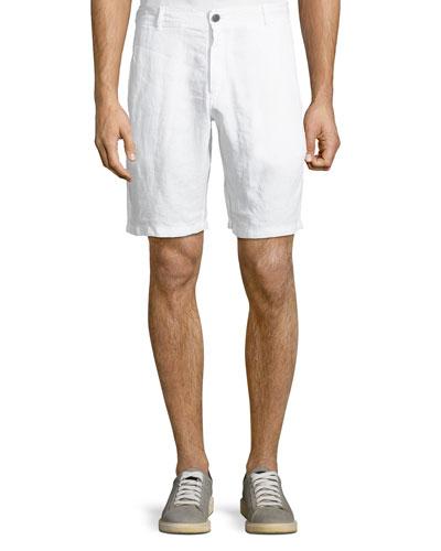 Men's Baron Linen Shorts