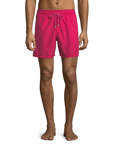 Men's Moorea Solid Swim Trunks