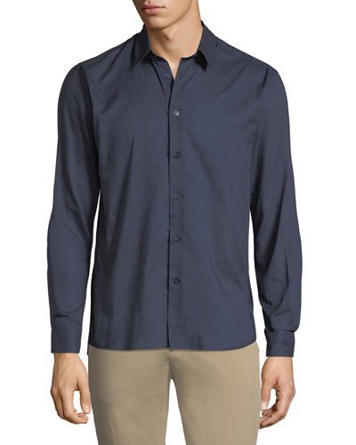 Men's Caracal Cotton Sport Shirt