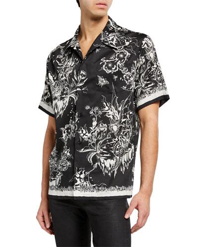 Men's Hawaiian Pisces Shirt