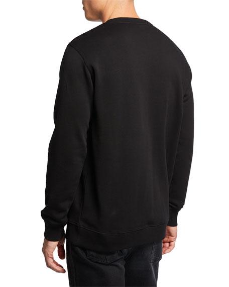 Givenchy Men's Logo Graphic Regular-Fit Sweatshirt