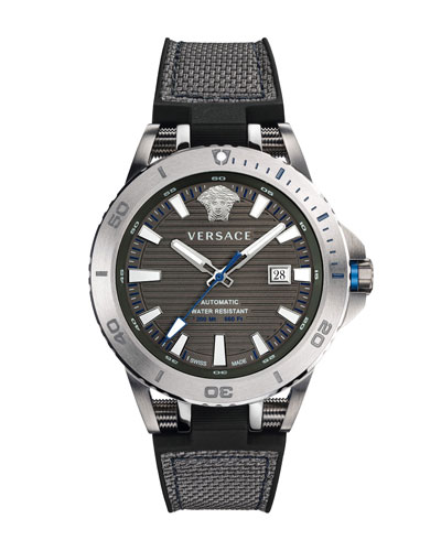 Men's Sport Tech Diver Watch  Navy