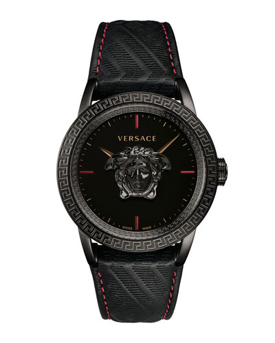 Men's 43mm Palazzo Empire Watch  Black