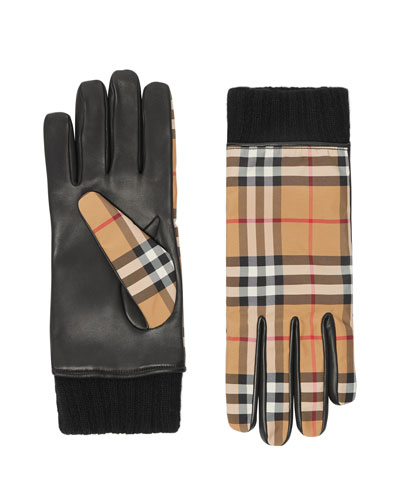 Men's Rib Gloves
