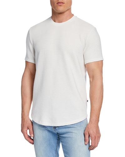 Men's Ottoman Scallop T-Shirt