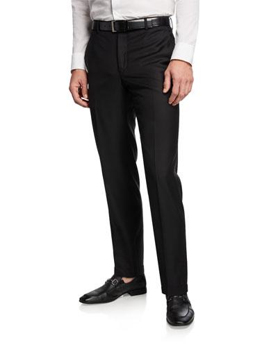 Men's 130s Wool Twill Dress Pants