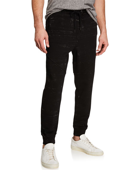 Hudson Men's French Terry Jogger Pants