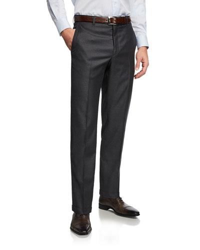 Men's 130s Wool Dress Pants