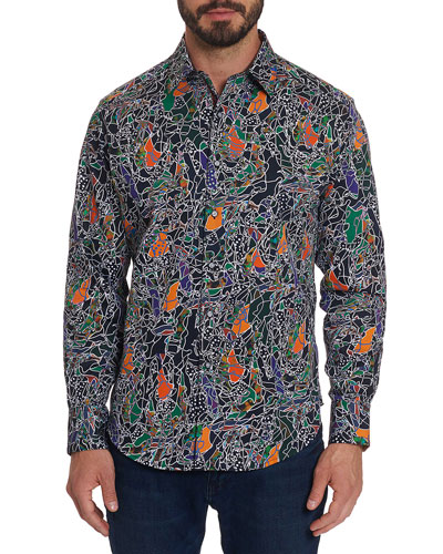 Men's Samurai Sport Shirt