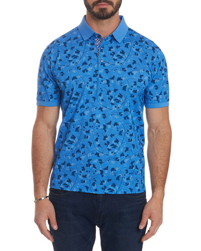Men's Ginkgo Polo Shirt
