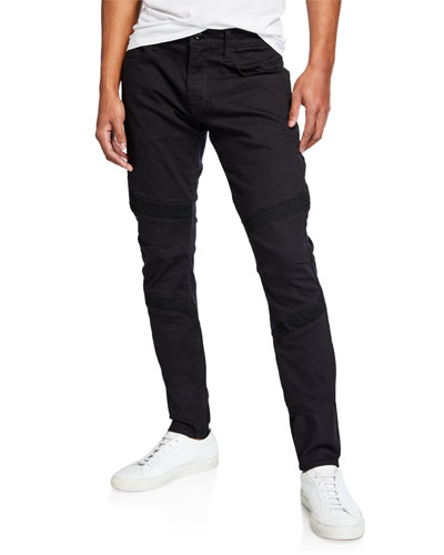 Men's Skinny-Fit Motoc DC Denim Jeans