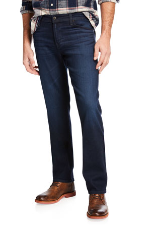 AG Adriano Goldschmied Men's Graduate Slim Straight Denim Jeans