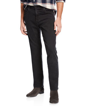 98614110aff AG Adriano Goldschmied Men s Dylan Slim-Fit Coated Jeans