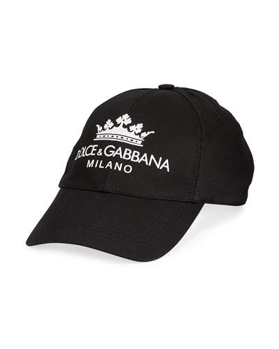 Men's Corona Milano Logo Baseball Cap
