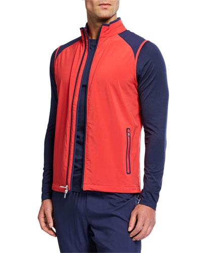 Men's Zephyr Lightweight Knit Vest
