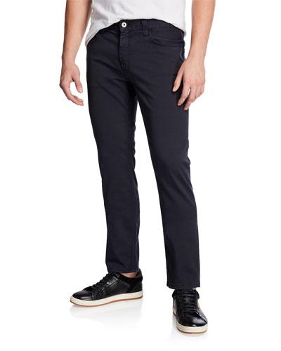 Men's Stretch Cotton Pants