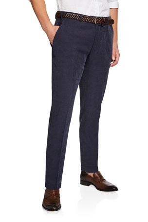 Emporio Armani Men's Dress Trousers