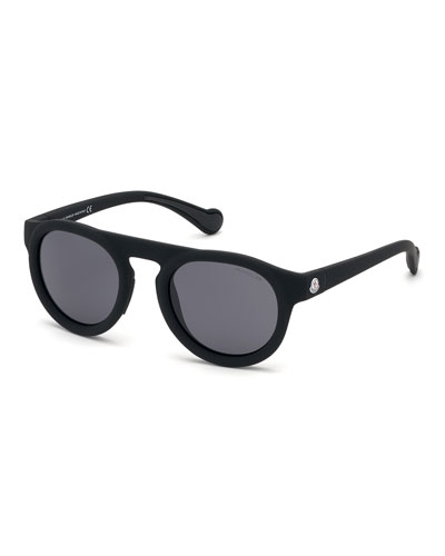 Men's Polarized Rectangle Sunglasses