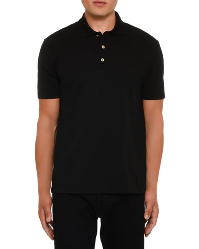 Men's Short-Sleeve Legacy Polo Shirt