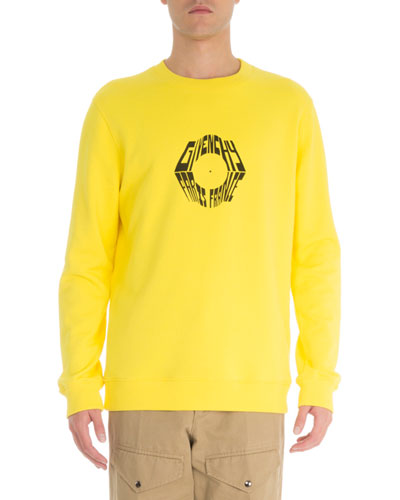 Men's S19 Long-Sleeve Graphic Sweatshirt