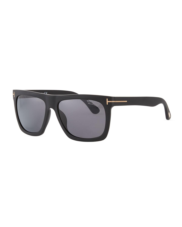 bf958d4084502 TOM FORD Men s Morgan Acetate Square Sunglasses
