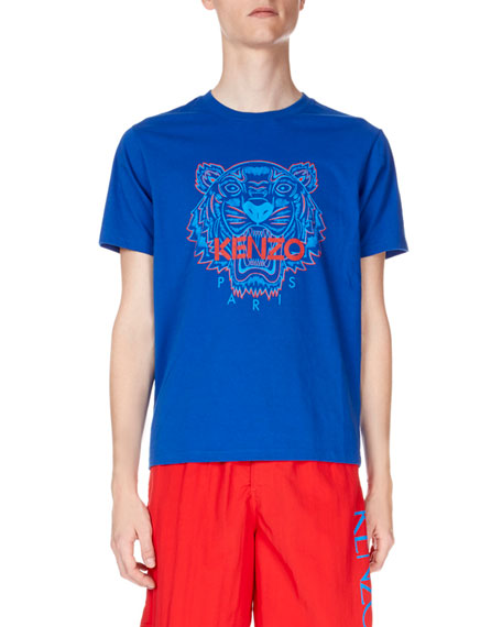 Men's Bicolor Tiger T-Shirt
